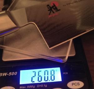 7000D-weight