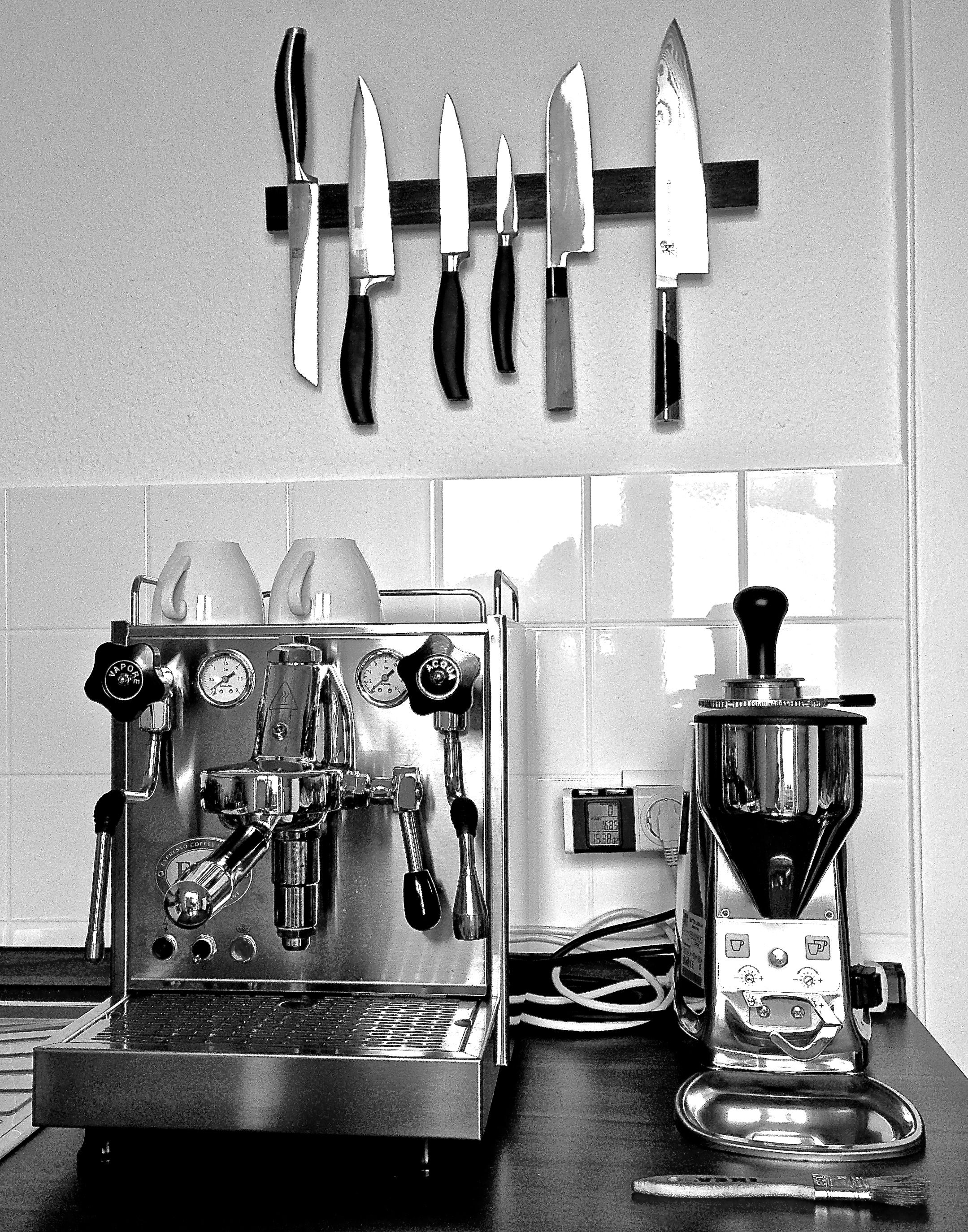 Kitchen Snap Wake Up And Smell The Espresso Ecm